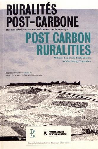 Ruralités post-carbone : Milieux, échelles et acteurs de la transition énergétique par Collectif