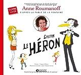 Gaston le héron (1CD audio)