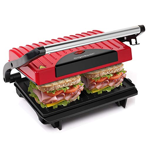 Aigostar Warme 30HHH - Grill multifonction, plancha,...