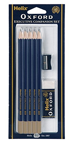 Helix Oxford x10 HB Pencils with...