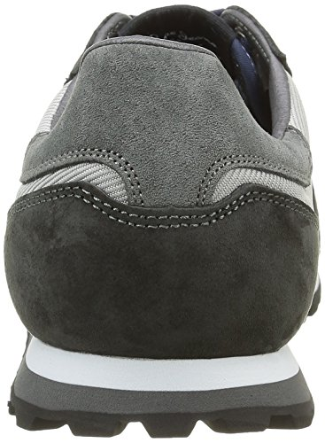 Pepe Jeans Verona Basic, Baskets Basses Homme Gris (957Dk Shadow)