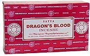 عصا بخور بلون الدم تشامبا دراون، 12 قطعة