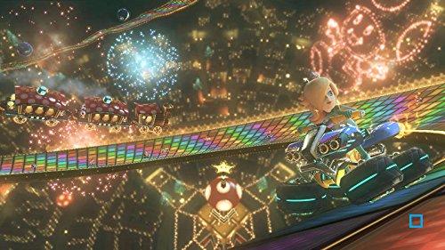 Nintendo Wii U Premium Pack schwarz, 32GB inkl. Mario Kart 8 (vorinstalliert) - 5