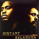 Nas: Distant Relatives [Vinyl LP] (Vinyl)
