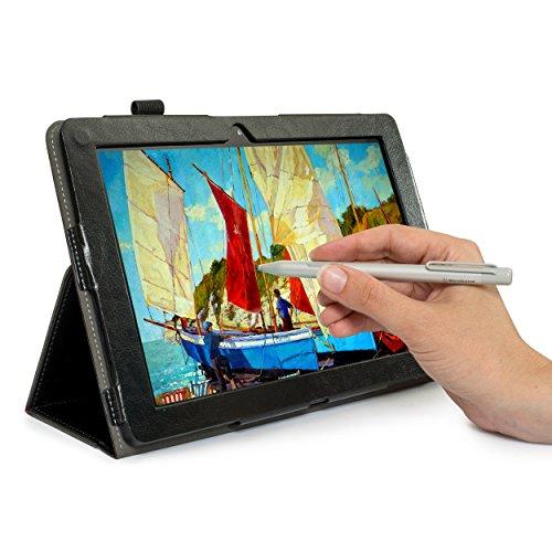 [3 Bonus Artikel] Simbans PicassoTab 10 Zoll Android Tablet PC mit Stylus Pen Digitale Stift - Android 7 Nougat IPS, Quad Core, 2GB RAM, 32GB disk, HDMI, 2M+5M Kamera, GPS, Wifi, Bluetooth, USB 10-zoll-tablet Mit Stift