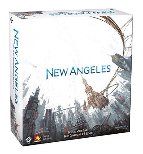 Asmodee Italia Android New Angeles Edición Italiana, 8455