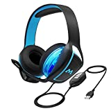 Best Surround Sound Casques - Mpow EG1 Gaming Headset, 7.1 Surround Sound Gaming Review