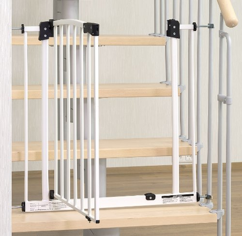 impag barri re de protection pour escalier 73 142 cm. Black Bedroom Furniture Sets. Home Design Ideas