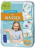 Experimente mit Wasser | GEOlino | Experimentieren, Basteln und Tüfteln auf 25 Karten | In einer Metalldose