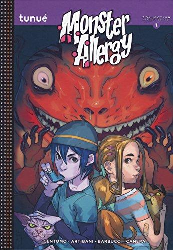 Monster Allergy. Collection. Variant: 1 (Tipitondi) por Katja Centomo