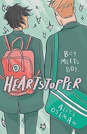 Heartstopper Volume One (English Edition) eBook: Oseman, Alice ...