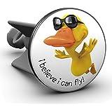 Plopp Waschbeckenstöpsel I believe I Can Fly, Stöpsel, Excenter Stopfen, für Waschbecken, Waschtisch, Abfluss, 568