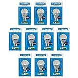 #6: Oreva 3W-ECO Base B22 3-Watt LED Bulb (White) (pack of 10)