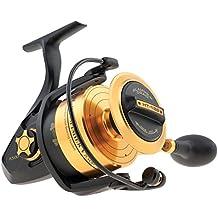 Penn SSV8500 - Carrete de pesca de arrastre, color negro