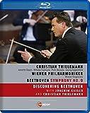 Beethoven: Symphonie Nr. 9 + Doku: Beethoven entdecken (Joachim Kaiser) [Blu-ray]