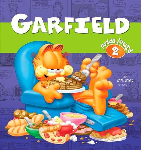Garfield Poids Lourd, Tome 2 :