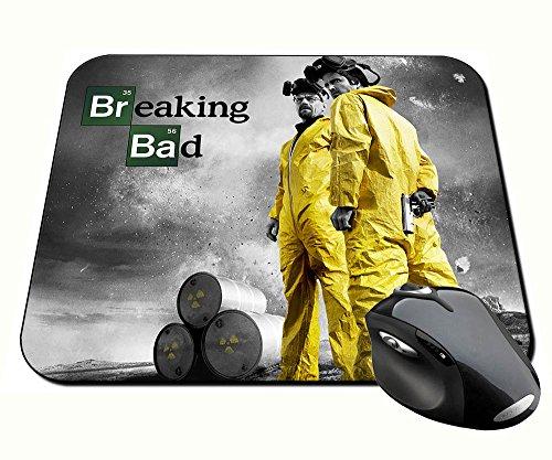 Preisvergleich Produktbild Breaking Bad Bryan Cranston Aaron Paul B Mauspad Mousepad PC