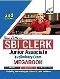 #8: New Pattern SBI Clerk Junior Associate Preliminary Exam MegaBook - (Guide + Past Papers + 15 Practice Sets)