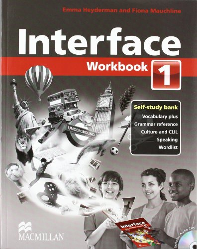 INTERFACE 1 Wb Pk Eng - 9780230407879 por E. Heyderman