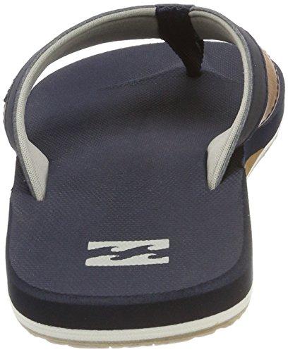 Herren Sandalen Billabong All Day Impact Sandals Blau (Navy 21)