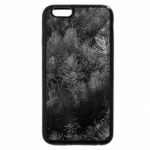 iPhone 6S Plus Case, iPhone 6 Plus Case (Black & White) - Shaver Grass Of Shadows