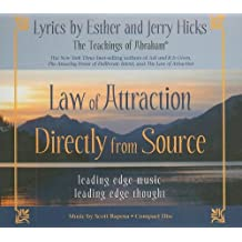 Law of Attraction Directly from Source: Leading Edge Thought, Leading Edge Music [Import anglais]