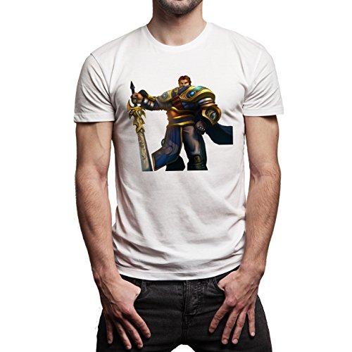 League Of Legends Fans Art Geren Herren T-Shirt Weiß