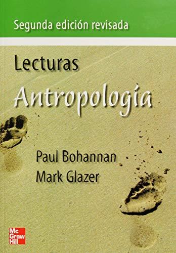 Antropolog{a. Lecturas