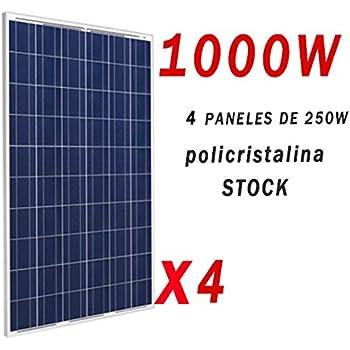 Solarmodul, 1000 W, Solarpanel, Photovoltaik: Amazon.de