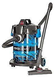 Bissell Premium Powerclean 2027E 21-Liter Dry Vacuum Cleaner (Blue)