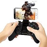 XGAME Bluetooth Game Controller / Gamepad / Joystick für iPhone / iPod / iPad / Android-Smartphones / Tablets (schwarz)