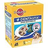 Pedigree Dentastix Friandises pour Pack de 28 Sticks Hygiène Bucco Dentaire Petit Chien