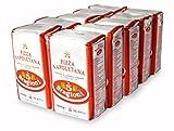10er Pack - Le 5 Stagioni Pizza Napoletana Pizzamehl Typ 00 / Farina Tipo 00