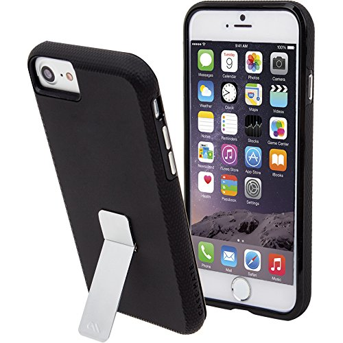 Boitier Case-Mate Tough Stand pour Apple iPhone 7/6/6s - Noir Noir