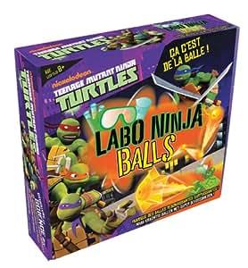 BSM Sciences - Ws/01T - Jeu Scientifique - Labo Ninja Balls