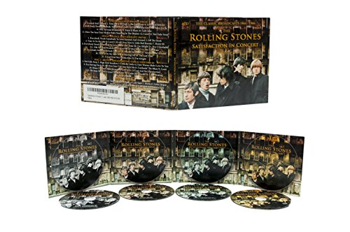 the-rolling-stones-satisfaction-in-concert-the-classic-broadcasts-1964-1966-4-cd-set