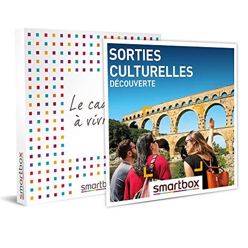 SMARTBOX - Coffret cadeau - Sorties culturelles découverte - idée cadeau - Une...