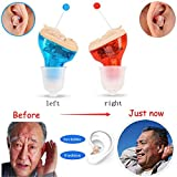 YCGJ Unsichtbare Digitale Hörverstärker-Links...