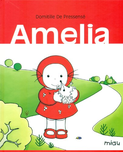 Amelia (Miau) por Domitille de Pressensé