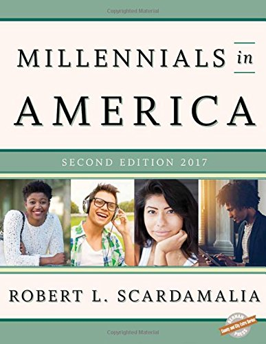 Millennials in America 2017 (County and City Extra Series)