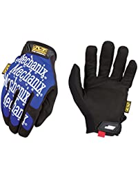 Mechanix Wear - Original Gants (Large, Bleu)