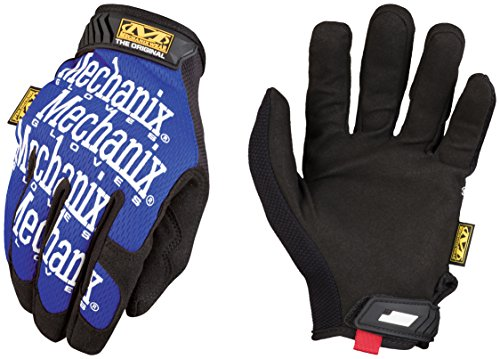 Mechanix Wear Original-Handschuh L Blau