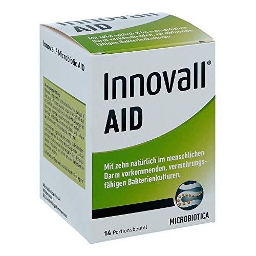 Aid-pulver (Innovall Microbiotic Aid 14X5 g)