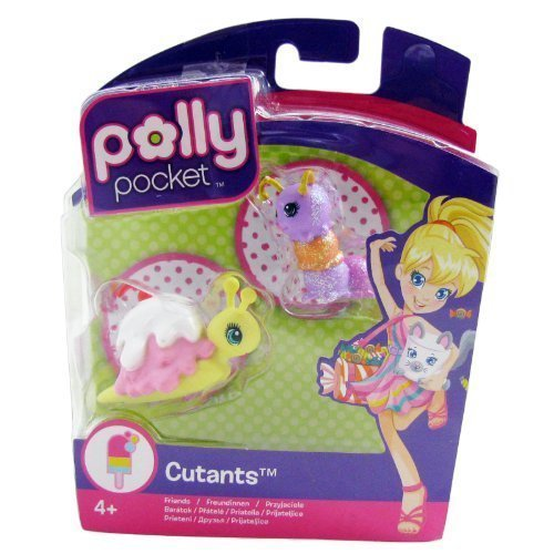 polly-pocket-t3554-cutants-two-pack-goodie-world-snailana-split-and-icecreamcapillar-figures-by-poll