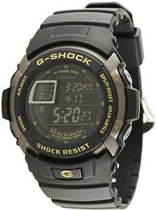 G-Shock Digital Black Dial Men's Watch - G-7710-1DR (G223)