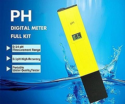 Digital LCD pH Messgerät pH Wert Wasser