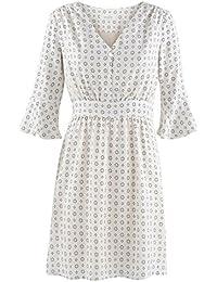 Promod Kleid mit femininem Print