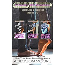 A Totally '80s Romance (Boxed Set Books 1-3) (English Edition)