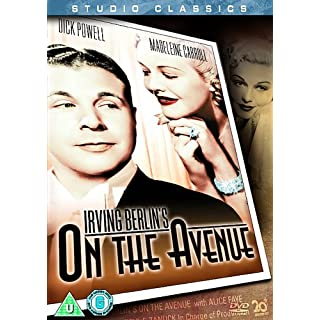 On The Avenue [DVD]