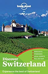 Lonely Planet Discover Switzerland (Travel Guide) by Ryan Ver Berkmoes (2013-01-01)